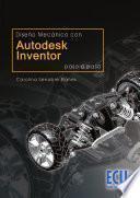 libro Diseño Mecánico Con Autodesk Inventor Paso A Paso