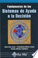 libro Fundamentos De Los Sistemas De Ayuda A La Decisión