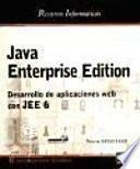 libro Java Enterprise Edition
