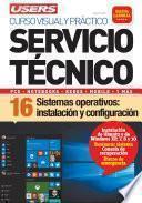 libro Servicio Técnico 16: Windows: Instalación Y Configuración
