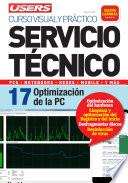libro Servicio Técnico 17: Optimización De La Pc