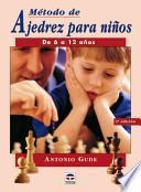 libro Método De Ajedrez Para Niños