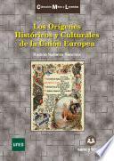 libro Los Orígenes Históricos Y Culturales De La Unión Europea