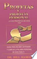 libro Los Profetas Y Profecía Personal