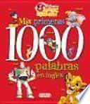 libro Mis Primeras 1000 Palabras En Inglés