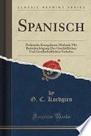 libro Spanisch
