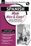 libro Spanish Made Nice & Easy