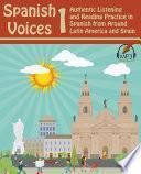 libro Spanish Voices 1
