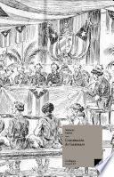 libro Constitución De Guáimaro