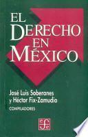 libro El Derecho En México