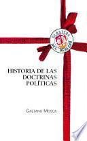 libro Historia De Las Doctrinas Políticas