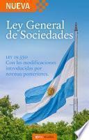 libro Ley General De Sociedades