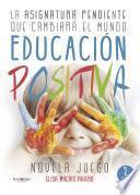 libro Educación Positiva