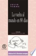 libro La Vuelta Al Mundo En 80 Días