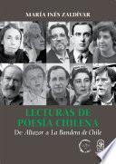libro Lecturas De Poesía Chilena