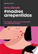 libro Madres Arrepentidas