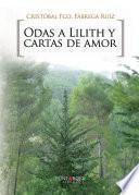 libro Odas A Lilith Y Cartas De Amor