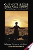 libro Que No Te Llegue Lo Que Puedas Soportar (3a EdiciÓn)