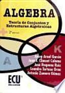 libro Álgebra