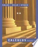 libro Calculus Ii