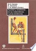 libro Equidad Y Enseñanza De Las Matemáticas
