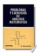 libro Problemas Y Ejercicios De Análisis Matemático
