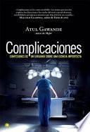 libro Complicaciones