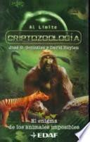 libro Criptozoología