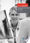 libro Dimensiones De La Calidad En Sanidad