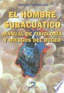 libro El Hombre Subacuático