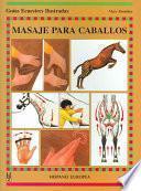 libro Masaje Para Caballos