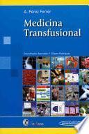 libro Medicina Transfusional