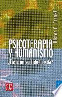 libro Psicoterapia Y Humanismo
