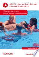 libro Rescate De Accidentados En Instalaciones Acuáticas. Afdp0109