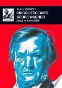 libro Cinco Lecciones Sobre Wagner
