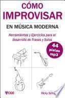 libro El Camino De La ImprovisaciÖn