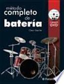 libro Método Completo De Batería