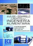 libro Análisis Y Desarrollo De Proyectos En La Ingeniería Alimentaria