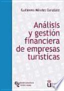 libro Análisis Y Gestión Financiera De Empresas Turísticas