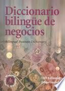 libro Bilingual Business Dictionary