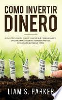 libro Como Invertir Dinero