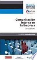libro Comunicación Interna En La Empresa