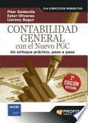 libro Contabilidad General Con El Nuevo Pgc