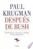 libro Después De Bush