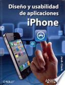 libro Diseño Y Usabilidad De Aplicaciones Iphone