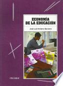 libro Economía De La Educación
