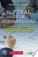 libro El Final De La Contabilidad