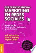 libro Guía De Acceso Rápido Al Marketing En Redes Sociales