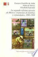 libro La Segunda Reforma Agraria De México
