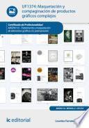 libro Maquetación Y Compaginación De Productos Gráficos Complejos. Argp0110